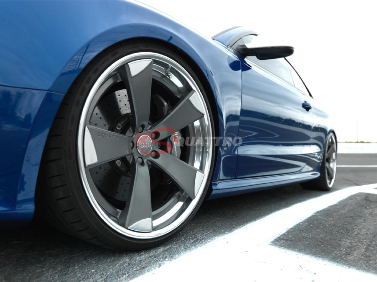 Audi Rs5 Sepang Blue Rsquattro